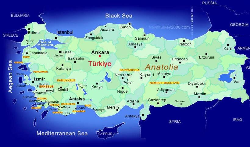 AZKAN Turquie