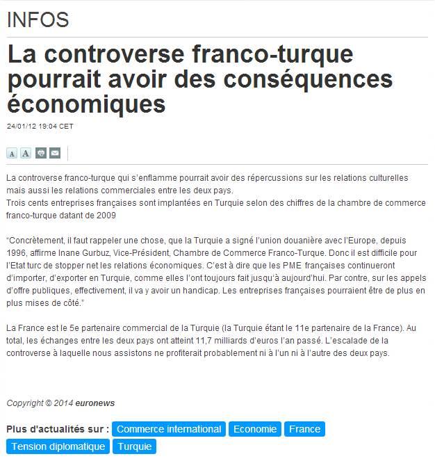 Presse et partenaires azkan for Chambre de commerce franco egyptienne