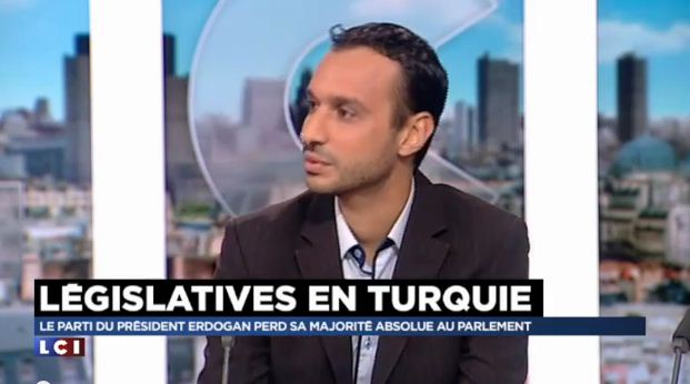 Azkan Group sur LCI