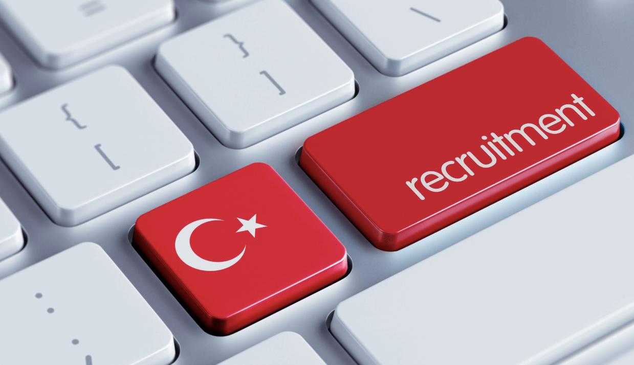 recrutement en turquie
