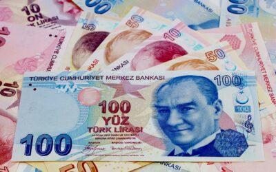 La livre turque tombe à un nouveau plus bas record